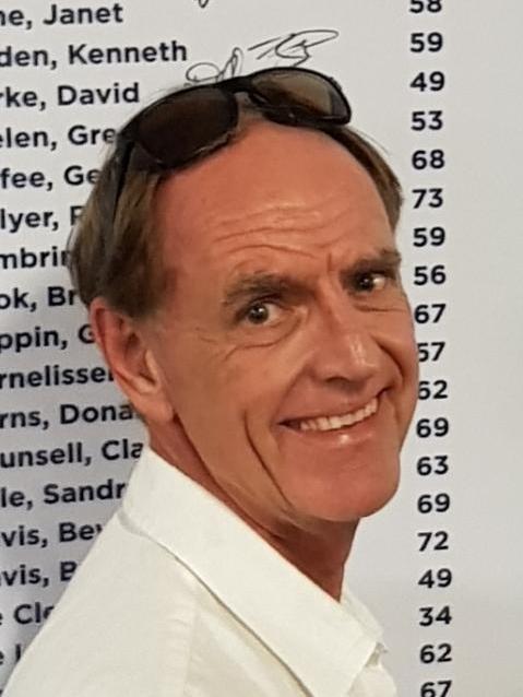 Howard Markham Argus registration 2020