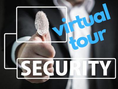 virtual tour security